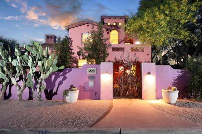 Tucson Single Family Home For Sale: 3202 E Hawthorne Street