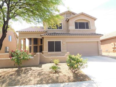 Oro Valley Single Family Home For Sale: 11911 N Cantata Drive