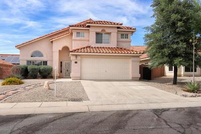 Oro Valley Single Family Home For Sale: 724 W Placita Vega Vista
