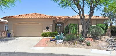 Oro Valley Single Family Home Active Contingent: 2003 E Singing Bow Way