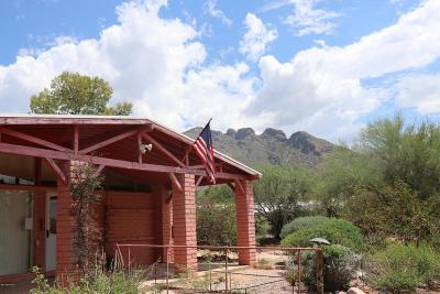 Oro Valley Single Family Home For Sale: 402 W Hardy Road