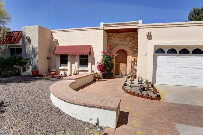 Tucson Townhouse For Sale: 2660 W Casas Ci W