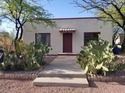 Tucson Single Family Home Active Contingent: 327 E Adams Street