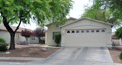 Tucson AZ Single Family Home Active Contingent: $162,000