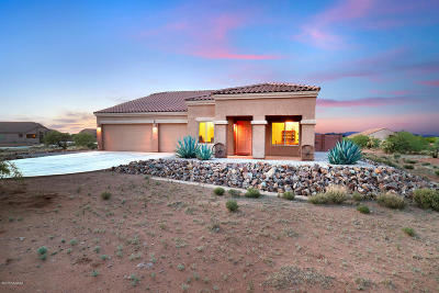 Sahuarita Single Family Home For Sale: 17803 S Powder River Trail