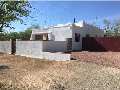 Tucson Single Family Home Active Contingent: 240 W 2nd Street