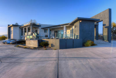 Pima County Single Family Home For Sale: 3046 N Deer Track Road