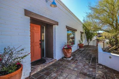 Tucson Single Family Home For Sale: 6850 N Camino De Fray Marcos