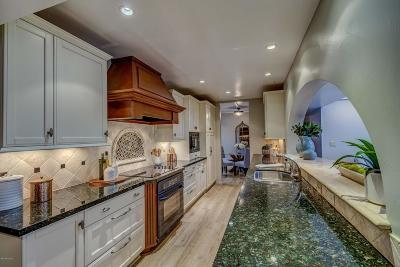 Tucson Single Family Home Active Contingent: 6325 N Camino Pimeria Alta