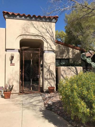 Townhouse Active Contingent: 4543 E Red Mesa Drive