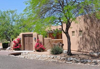 Oro Valley Single Family Home Active Contingent: 13485 N Como Drive