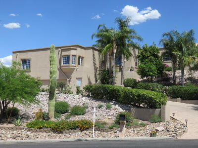 Oro Valley Single Family Home For Sale: 9700 N Calle Loma Linda