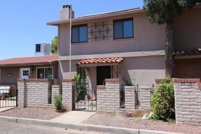 Tucson AZ Townhouse For Sale: $147,000