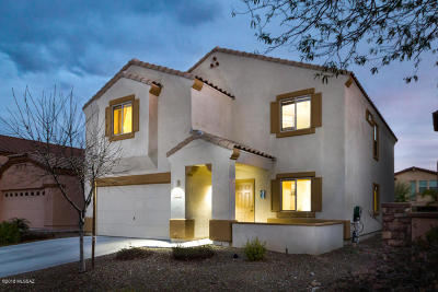 Oro Valley Single Family Home For Sale: 1277 W Varese Way