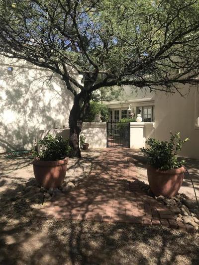 Tucson Single Family Home For Sale: 5354 E Edwin Road