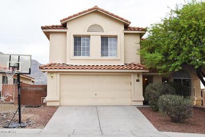 Oro Valley Single Family Home Active Contingent: 741 W Placita Vega Vista