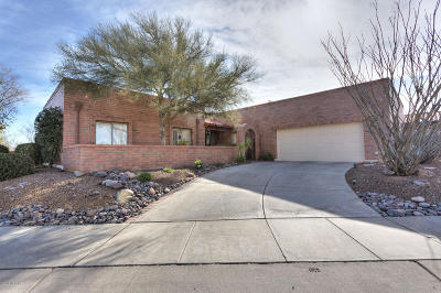 Green Valley Single Family Home For Sale: 3963 S Via Del Picamaderos