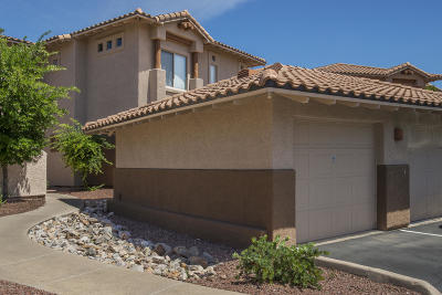 Pima County Condo For Sale: 655 W Vistoso Highlands Drive #263
