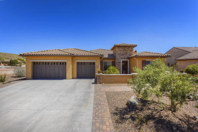 Single Family Home For Sale: 66134 E Cactus Lane