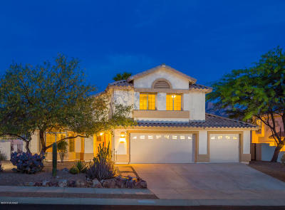 Single Family Home Active Contingent: 12470 N Granville Canyon Way