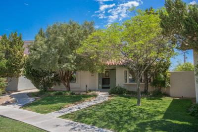 Tucson Single Family Home Active Contingent: 150 N Forgeus Avenue