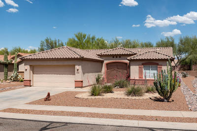 Continental Ranch Sunflower Single Family Home Active Contingent: 9350 N Cottage Garden Place