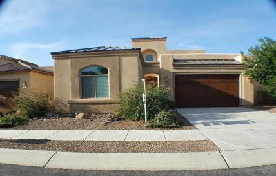 Marana Single Family Home For Sale: 4359 W Cloud Ranch Place