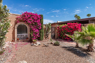 Oro Valley Townhouse Active Contingent: 10115 N Valle Del Oro Drive