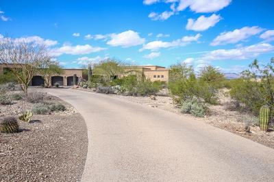 Tucson Single Family Home For Sale: 5440 W Four Barrel Court