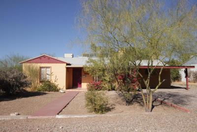 Tucson Single Family Home For Sale: 2541 E Seneca Street