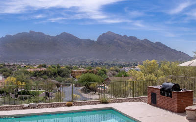 Tucson Single Family Home For Sale: 11025 N Poinsettia Drive