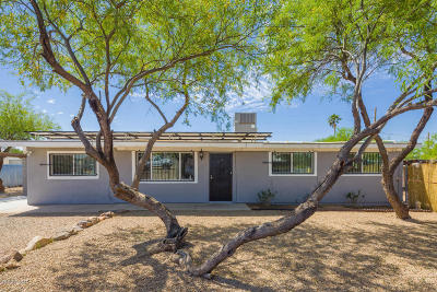 Tucson Single Family Home Active Contingent: 9225 W Ira Street