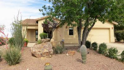 Oro Valley Single Family Home Active Contingent: 312 W Vistoso Highlands Drive