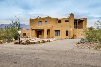 Tucson Single Family Home Active Contingent: 4470 N Paseo De Los Cerritos