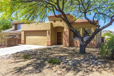 Tucson Single Family Home Active Contingent: 7847 E Solace Place