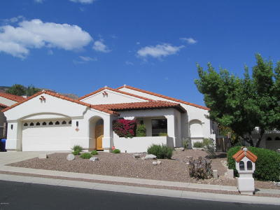 Single Family Home Active Contingent: 5242 N Ridge Spring Place
