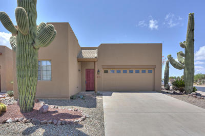 Green Valley Single Family Home Active Contingent: 989 W Via Del Placio