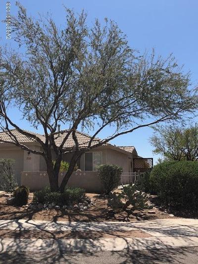 Marana Single Family Home Active Contingent: 5575 W Durham Hills Street
