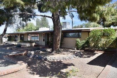 Tucson Single Family Home For Sale: 5811 E Burns Street