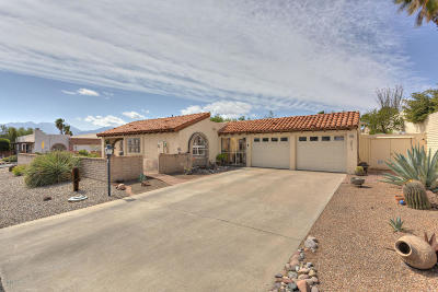 Green Valley Single Family Home Active Contingent: 2770 S Calle Morena
