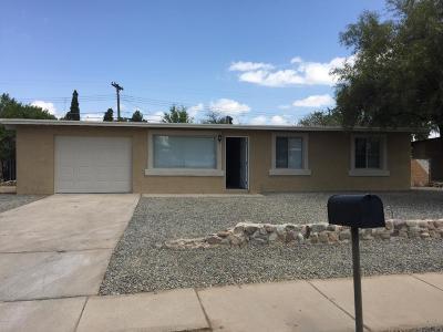 Tucson Single Family Home For Sale: 4611 E 31st Street