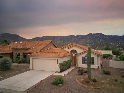 Saddlebrooke Single Family Home For Sale: 38055 S Birdie Drive