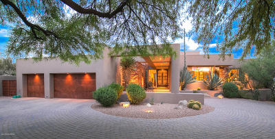 Oro Valley Single Family Home For Sale: 14314 N Silver Cloud Drive