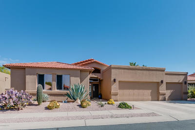 Tucson Single Family Home For Sale: 506 W Apex Court