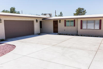 Tucson Single Family Home For Sale: 3241 N Mountain Avenue
