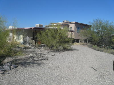 Pima County Single Family Home Active Contingent: 2436 W 36th Street