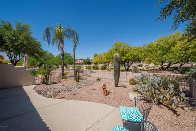 Tucson Condo Active Contingent: 8721 N Johnny Miller Drive