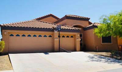 Marana Single Family Home For Sale: 11855 W Farmall Drive