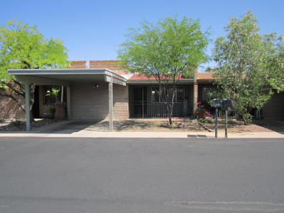 Tucson Townhouse For Sale: 3914 N Stone Avenue