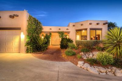 Tucson Single Family Home For Sale: 6354 E Via De La Yerba